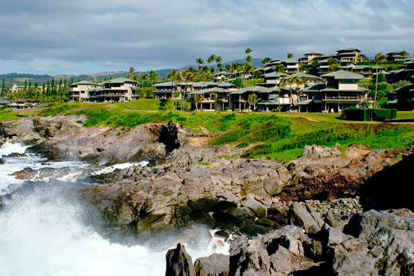 Kapalua Area Resort Condos - Bay Villas