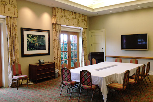 Kapalua Village Center Boardroom